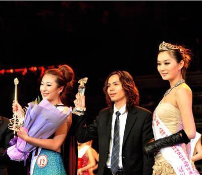 2011国际超级小姐 玩转美丽世界