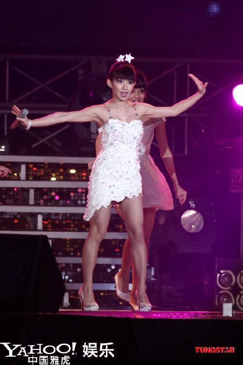 台北跨年演唱会 吴克群杨丞琳等众星倒数迎新年