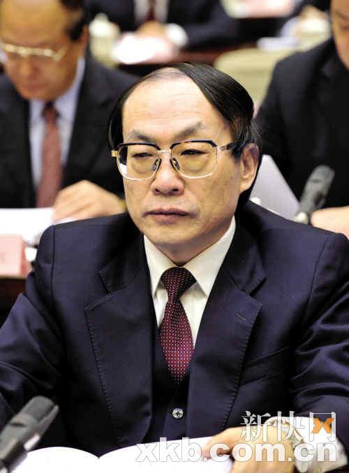 铁道部部长刘志军被免职