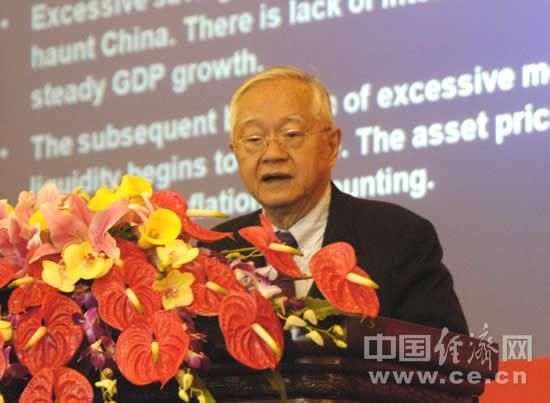吴敬琏担忧中国出现1958年大跃进式严重问题