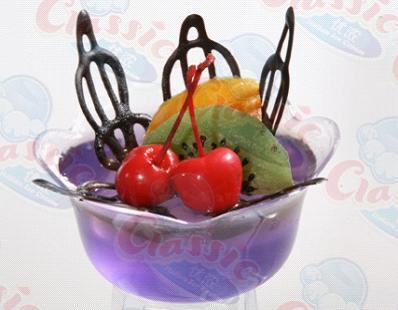 优浓冰淇淋明确目标客户群 创新发展