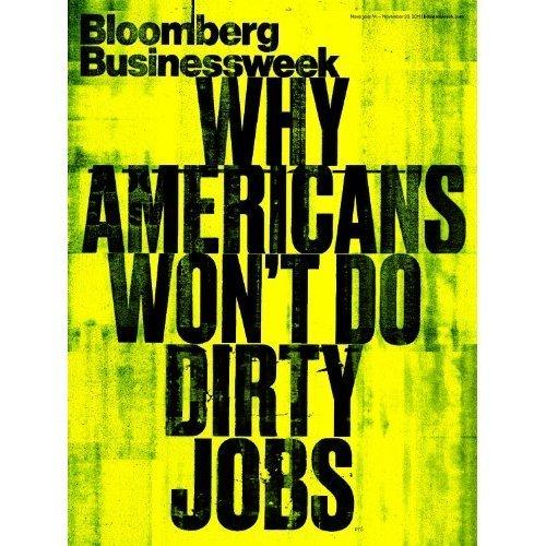 美媒:美国人宁可失业也不干粗活 每日60美金没人干