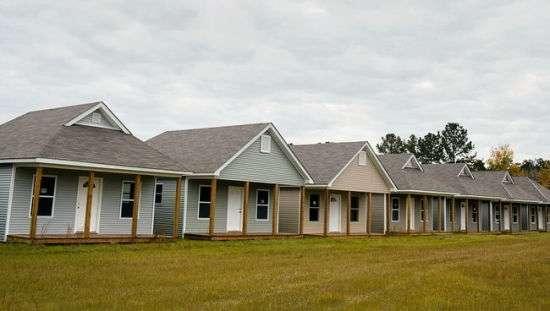 看看美国人如何买房:1美元买房2万美元搬家(图)