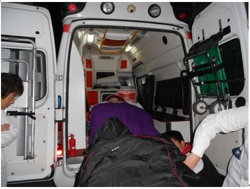人在旅途遭遇重疾 安联全球救援转运美国患者