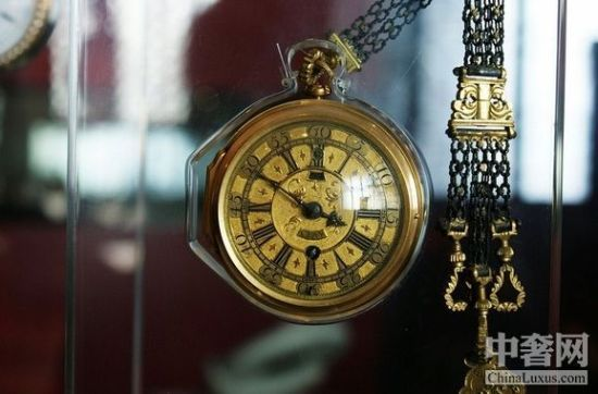 世界最大的钟表藏家:乾隆皇帝
