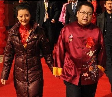 山西首富李兆会涉嫌违规套现 此前刚与女星车晓离婚