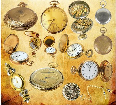 钟表三百年:细说古董表的收藏门道