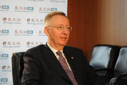 理查德:郑州和沈阳将是下一步重点开拓地区