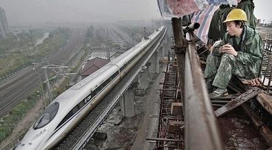 盛光祖一线督阵铁路投资抢进度 铁建复工率已达80%