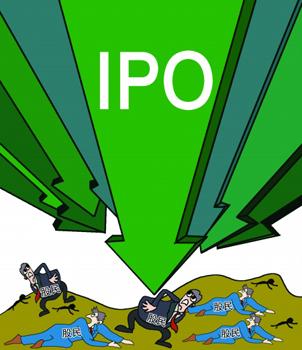 股民在网上掀千万人大签名活动nbsp;要求暂缓IPO - 金雕 - 金雕捕牛
