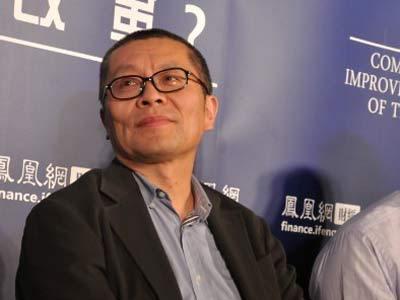 王巍:中国金融市场就是腐败 政府是只闲不住的手