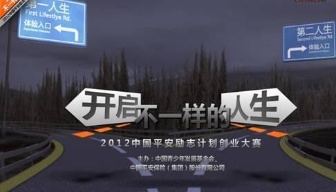 2012平安创业励志大赛第一轮角逐在即