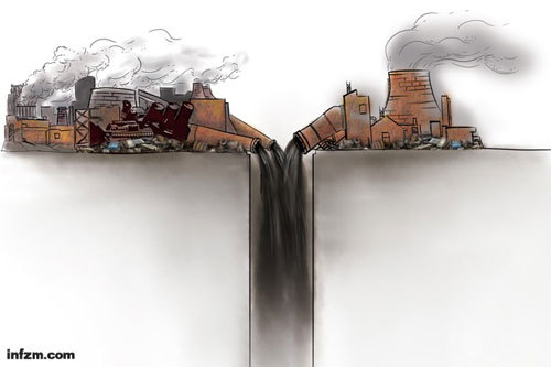 水污染治理_中华人民共和国水污染防治法最新修订版图片