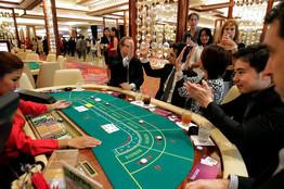 菲律宾12亿美元建赌场吸引中国富豪 半天接待2.5万人