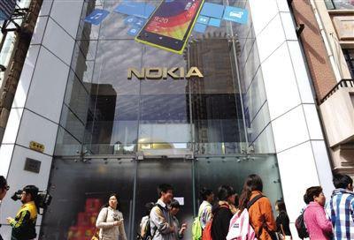 诺基亚关闭内地最大门店 被指缺少给力产品