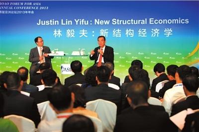 林毅夫:政府没必要再补贴国企