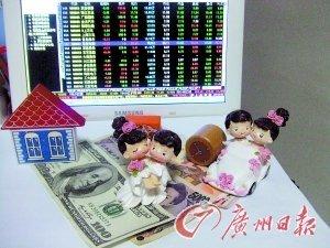 白领家庭资产深度被套 熊市理财切忌越跌越逃
