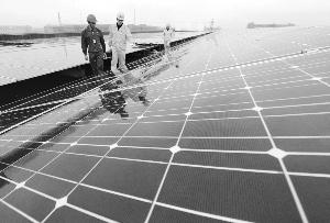 明星重新点燃太阳能板块 巴菲特能否拯救萧条的光伏业