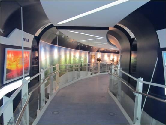 走进电力科技展厅 体验电的魅力