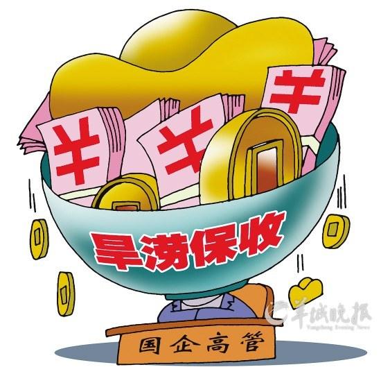 揭秘上市国企高管薪酬(名单)