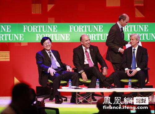 杨元庆:改变17%的增值税 才能让人放心消费