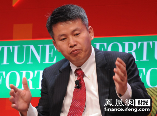 蔡洪滨:从不来中国的人总是对中国经济悲观