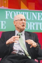 美国前财政部长:对于中国经济 我是个乐观主义者