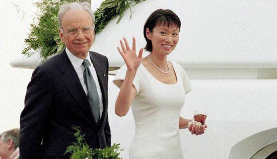 默多克曾表示后悔娶邓文迪 传离婚真正原因令人震惊