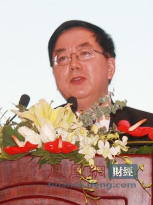 图文 中国国际金融有限公司董事长李剑阁