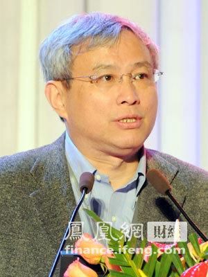北京大学国家发展研究院院长、中国经济研究中心主任周其仁