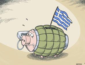 希腊退欧危机