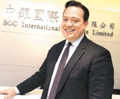 中金美国籍董事总经理入籍香港 称非常自豪成为中国人