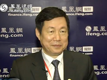 2013陆家嘴金融论坛,农行行长张云