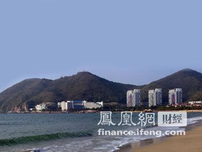 鲁能城360度全景:三亚山海天实景图_财经_凤凰网
