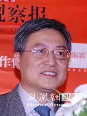 图文:中国社科院世界经济与政治研究所所长张宇燕