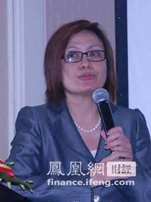 LOWE睿狮董事长伦洁莹