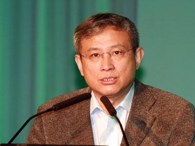 出席2010冬季达沃斯论坛中方嘉宾北大教授周其仁