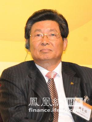 中国远洋运输集团总公司总裁魏家福