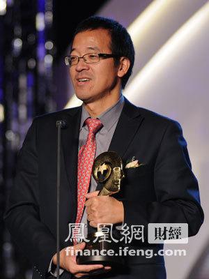 俞敏洪:企业家都没把获奖太当回事 他们在想着企业的明天