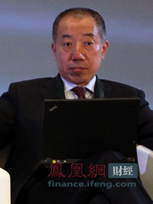 常岐/北京大学光华管理学院院长武常岐(图片来源:凤凰网财经)
