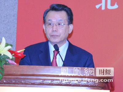 图文:韩国前总理 第56届联合国大会主席韩升洙致辞