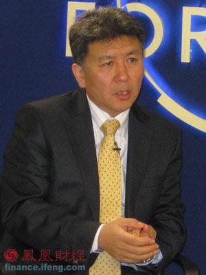图文 东软集团董事长刘积仁