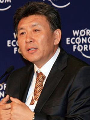 东软集团有限公司董事长刘积仁
