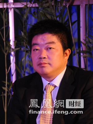 图:爱国者董事长兼总裁冯军