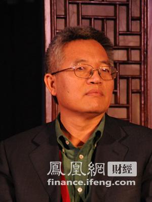 图:北京大学光华管理学院经济学教授张维迎