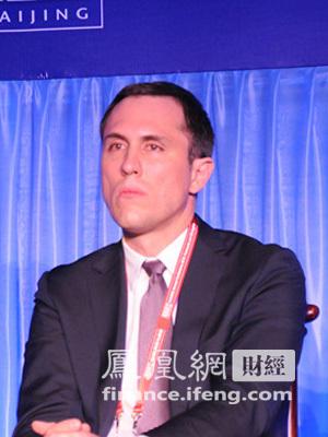 图:宝马中国副总裁戴雷