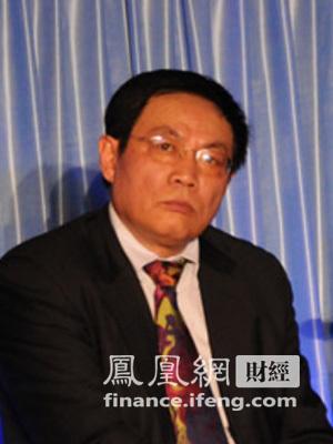 图:北京华远地产股份有限公司董事长任志强