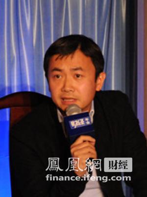 图:万科集团副总裁毛大庆