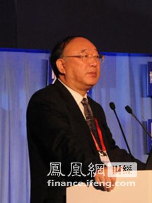 图:重庆市市长黄奇帆