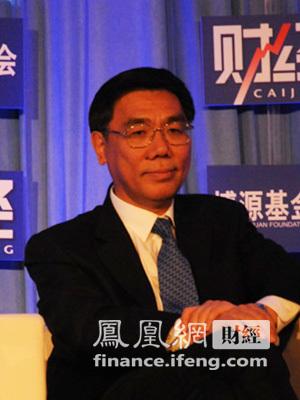 图:中国工商银行董事长姜建清